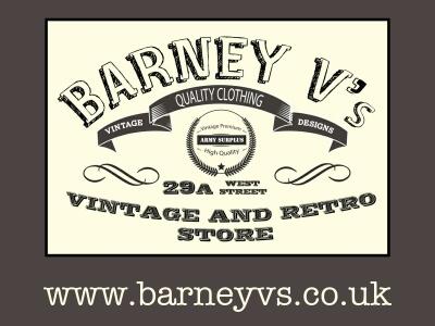 Barney V's Website built by Love Bridlington