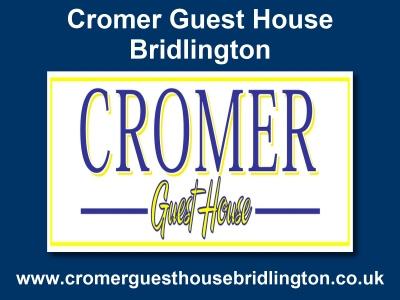 Cromer Guest House Bridlington Website built by Love Bridlington