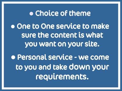 Love Bridlington web design services information