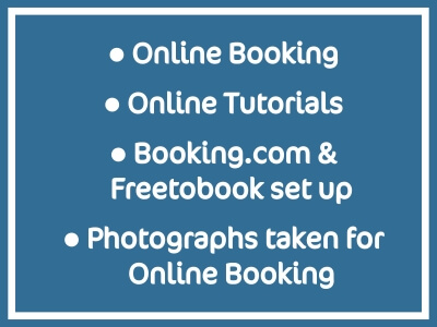 Love Bridlington online booking tutorial information