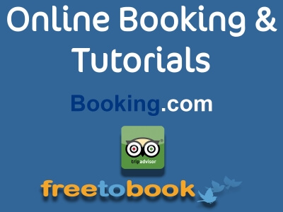 Love Bridlington online booking tutorial