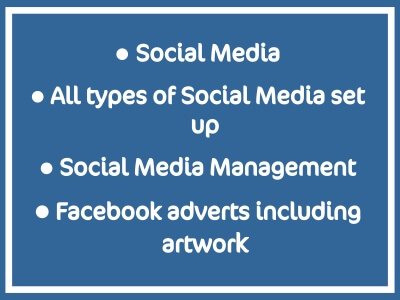 Love Bridlington social media information of our services
