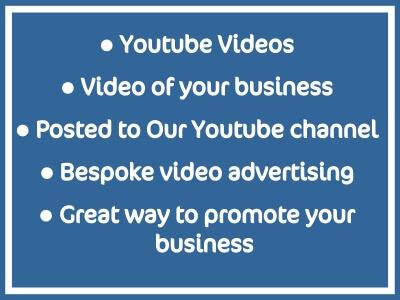 Love Bridlington Youtube videos for business information